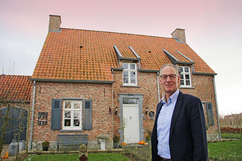 hoofdaannemer Kees van Randwijk